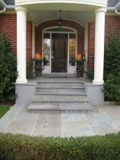 Flagstone Entrance