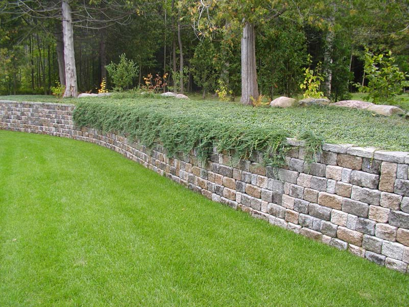 aurora landscape blog archive retaining walls
