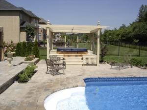 pergola-by-pool